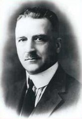 A. P. Giannini, the founder of Bank of America