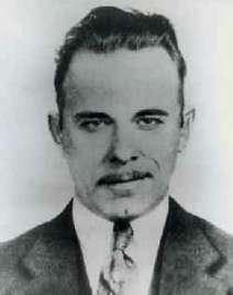 John Dillinger -- Public Enemy Number One